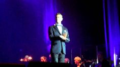 First speech- il divo (göteborg)