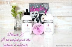 Beeboo La Flibustière: Blonde X de chez Osmo : le kit parfait pour être r...