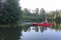 The city of Columbia, Missouri is a great place to go fishing, kayaking, eating out or go shopping. Photo copyright Brad Wiegmann Outdoors.