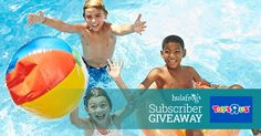 Subscribe, share and win a $200 Gift Card to Toys R Us!