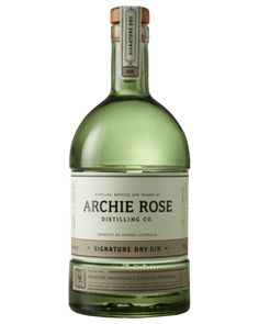 Launched in March 2015, Archie Rose Distilling Co. is the first independent distillery and bar to open in the City of Sydney in over 160 years. Featuring Australian native botanicals including Lemon Myrtle, Blood Lime, River Mint and Dorrigo Pepperleaf, Archie Rose Signature Dry Gin is unique in the fact that all fourteen botanicals are individually distilled utilising one of three separate infusion points within a 300L copper pot still. While particularly labour intensive, the result is a…