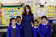 Kate Middleton Photos - Royal Video Message for Children's Mental Health Week - Zimbio