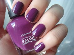 sally hansen anemone of mine - nail polish