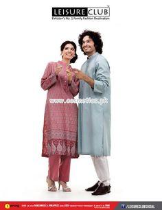 Latest Eid Fashion Trend 2013 In Pakistan