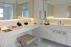 Dormitórios Moema - RAWI ARQUITETURA + INTERIORES - São Paulo - Escritório de Arquitetura e Designer de Interiores