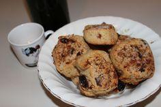 Brioches Prune-Pacane-Cannelle