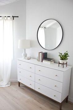 Dresser - a west elm inspired ikea hack