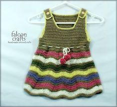 childs dress crochet tunic, stripped dress,handmade childs wool dress,drawstring waist,4-5 years,merino wool,childs crochet wool dress