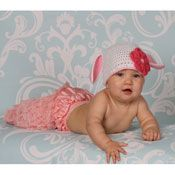 PINK LACE PANTALOONS  WITH HAT ONLY $19.00