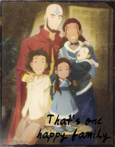 that´s one happy family