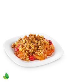 Cranberry Apple Crisp with Truvía® Baking Blend
