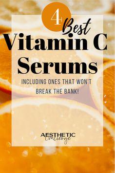 Skincare For Oily Skin, Drugstore Skincare, Best Skincare Products, Skincare Routine, Organic Skin Care, Natural Skin Care, Best Vitamin C Serum, Take Care Of Your Body, Diy Skin Care