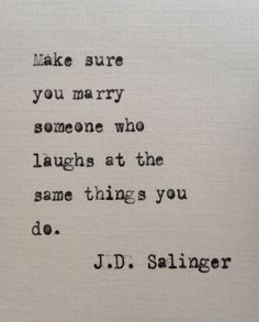 Coole Liebeszitate: J. Salinger Liebeszitat Catcher in the Rye Hand getippt auf Anti … - Heiraten Cute Quotes, Great Quotes, Quotes To Live By, Inspirational Quotes, Love Laugh Quotes, The Words, Love Quotes From Literature, Jd Salinger, Hand Type