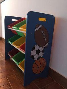 M s de 1000 ideas sobre organizador de juguetes en - Cajones guarda juguetes ...