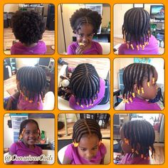 Style: Cornrows with beads (Halloween Beads)   Client's Hair Type: 3c/4a   Hair Added: NA   Products Used: Coiled! by Conscious Coils (Original Refresher Spray). Also arrived to appt with Alba Leave-in Condition  Time: 2hrs 30mins   Style Duration: 1-3weeks  #consciouscoils #consciouscoilssalon #coiledbyconsciouscoils