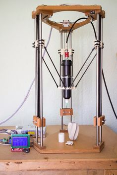Make Your Own Ceramic 3D Printer - Community - Google+