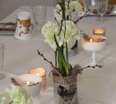 Die 169 besten bilder von blechdosen dekorieren tin cans succulents und succulent arrangements - Blechdosen dekorieren ...