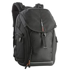 Vanguard The Heralder 49 Back Pack for Camera and Accessories Black ** You can find out more details at the link of the image.