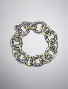David Yurman - Search: Oval chain link