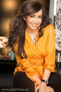 the Tunisian singer Latifa