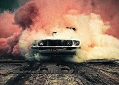Mustang - all smoke, no mirrors