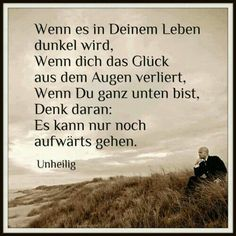 Zitate & Sprüche Best Quotes, Life Quotes, German Quotes, German Words, Positive Inspiration, Say More, Quote Of The Day, Decir No, Quotations