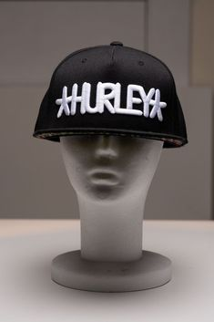 Hurley x Haze Collaboration Adjustable Snapback Hat UNISEX  fashion   clothing  shoes  accessories  mensaccessories  hats (ebay link) 75a2022b0e0b