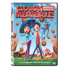 Cloudy with a Chance of Meatballs (Single Disc DVD) – $4.99   This is one of my kids favorite movies. Its' really cute and for a great price too. This is a Amazon product and prices are subject to change without notice.