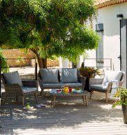 Salon de jardin : notre sélection quali à prix mini !   Salons and ...