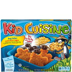 Chicken meals fried chicken and cuisine on pinterest for Are kid cuisine meals healthy