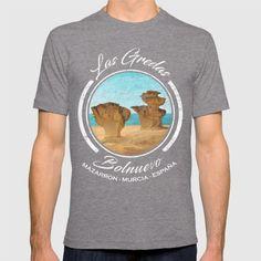 Gredas from Bolnuevo T-shirt