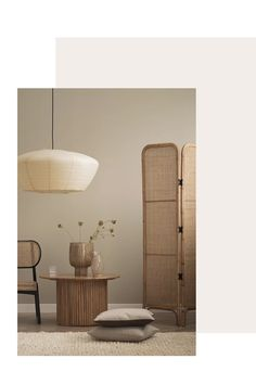 Japandi - skandinavisk minimalismemedjapansk eleganse Decor Interior Design, Interior Styling, Furniture Design, Interior Decorating, Japanese Interior, Minimal Decor, Living Room Inspiration, Apartment Design, Decoration