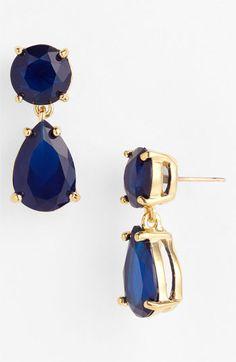 For Ashley's wedding? kate spade new york drop earrings | Nordstrom ($58)