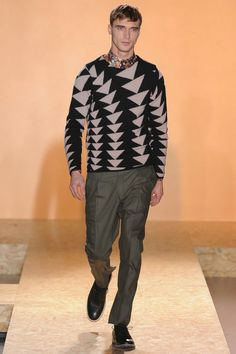 Paul Smith Automne-Hiver 2013 (Paris)