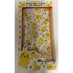 Pokemon Center 2014 Pikachu iPhone 6 Mobile Phone Soft Cover (Version #2)