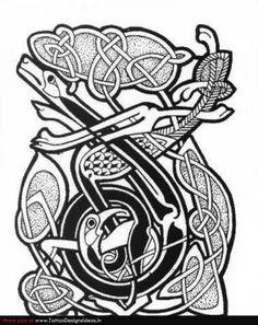 symbole mythologie nordique et slave pinterest tatouages id es de tatouages et tatouages. Black Bedroom Furniture Sets. Home Design Ideas