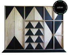 BOXERmodular cabinet byStudio MatterMadefor theMatterMadecollection.