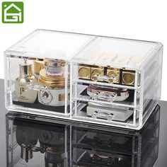 f11aadcc2131 33 Best prices for acrylic drawers images in 2017 | Storage crates ...