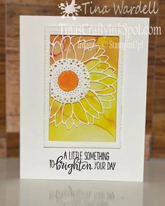 Foam Crafts, Paper Crafts, Card Crafts, Origami Templates, Box Templates, Sunflower Cards, Box Of Sunshine, Stampin Up Paper Pumpkin, Pumpkin Cards
