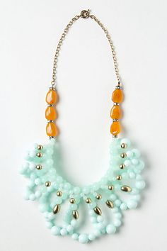 Caleta Necklace #anthropologie [I soooo regret not getting this when I saw it!]
