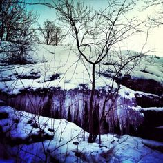 Cold cold Stockholm.