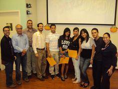 Participantes del 1er festival de cortometrajes de Horro Comedia