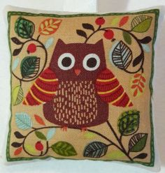 Owl Gift / Owl Fabric Lavender Bag - Handmade  | eBay