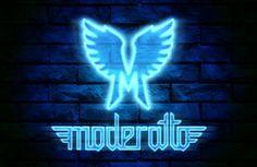 Moderatto luz de neon