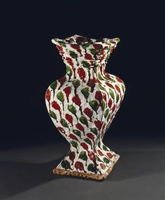 Falling through the Antipodes III, Parker, Richard ), Kaeo. Commissioned in partnership with Expo NZ 1992 Ltd and the Queen Elizabeth II Arts Council of New Zealand. Artist Workshop, Color Glaze, White Slip, Contemporary Ceramics, Bottles And Jars, Vases, 28 April, Pottery, Clay