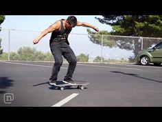 Shaun Rodriguez zeigt Triple Kickflips in Slow Motion als wäre nichts leichter als das…