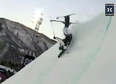 Best Of The Worst Ski Crashes 2012