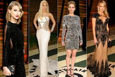 Oscars After Party 2014 Best Dressed Celebrities - Walking the Oscars ...