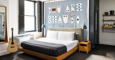 These NYC hotels offer great location, impressive design, and affordable rates — the rooms start at less than $300 a night.