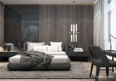 Versatile interior of a spacious residence in Kiev on Behance